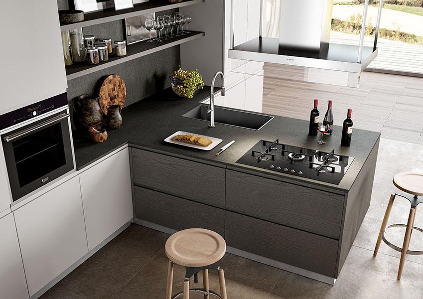 Showroom mobili fiorenzo manziana bracciano anguillara - Top cucina okite ...